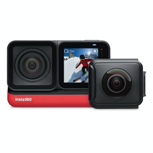 Kamera sportowa Insta360 ONE R Twin Edition 4K/360